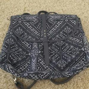 Crown Vintage Convertible Bag